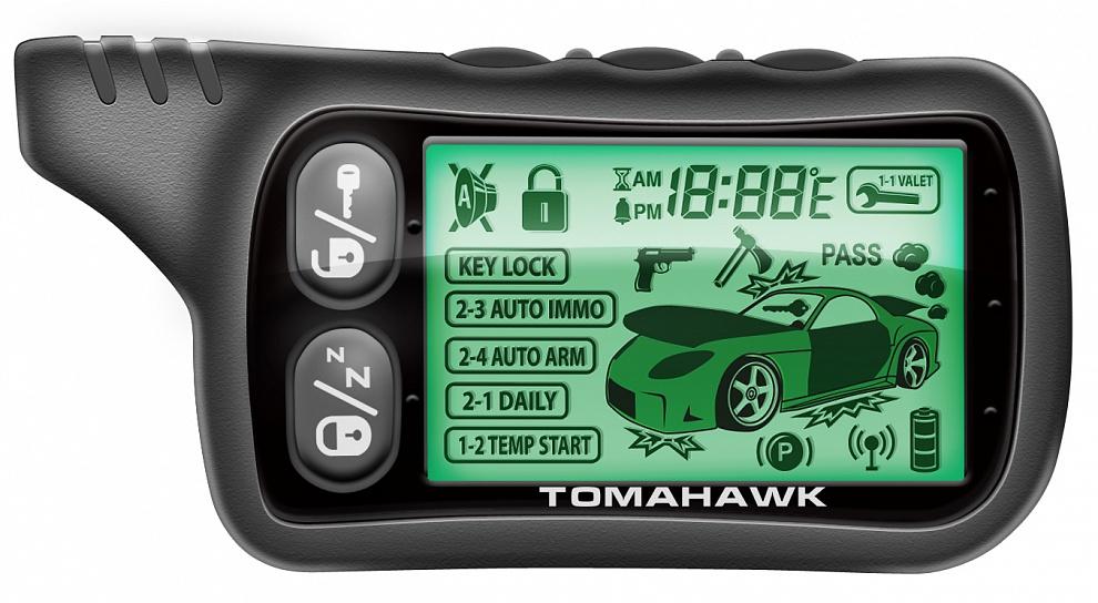 Инструкция Tomahawk 9100